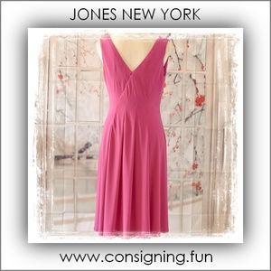 Jones New York Dresses - Beautiful Sleeveless Pink Dress